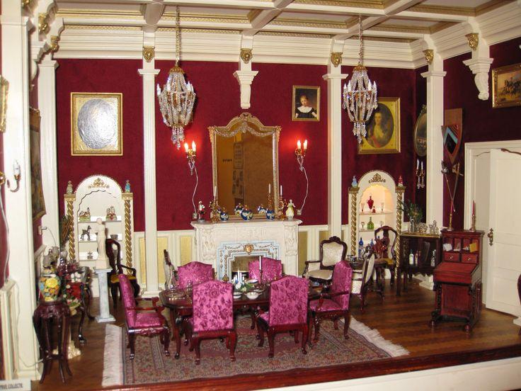 een victoriaanse kamer/a victorian room