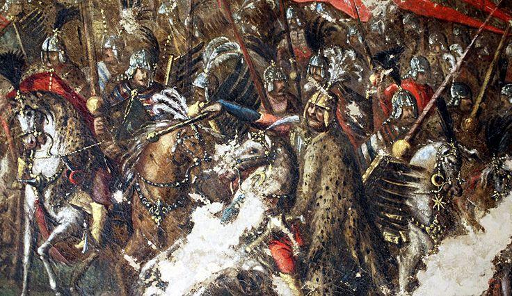 husaria pod Smoleńskiem - obraz z 1660
