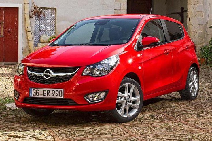 Новый ситикар Opel Karl будет стоить менее 10 000 евро - Авто