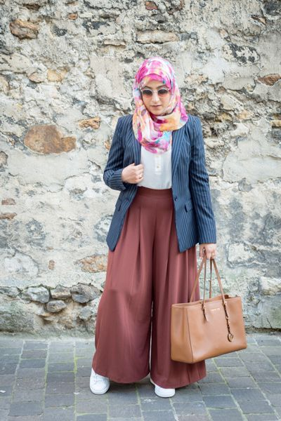 modest fashion hijab style