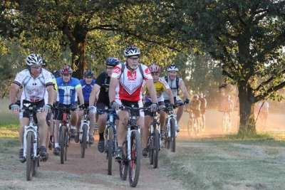 MTB Trail - Morehill - Benoni Country Club