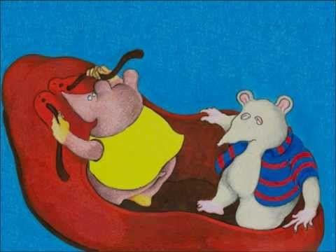 Max de Muis droomt - Digitaal prentenboek