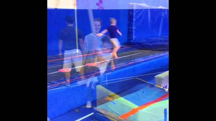 Junior Gym at Waverley Gymnastics Centre - casual entry on Fridays at 12pm.