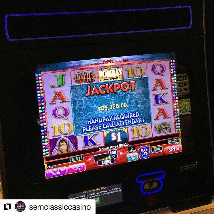 Credit to @semclassiccasino  ・・・ The night's not over yet! Congrats to this Jackpot winner. #slots #winner #jackpot #saturday .  .  . #Hollywoodtapfl #HollywoodFL #HollywoodBeach #DowntownHollywood #Miami #FortLauderdale #FtLauderdale #Dania #DaniaBeach #Aventura #Hallandale #HallandaleBeach #PembrokePines #Miramar #Broward (at Seminole Hard Rock Hotel & Casino - Hollywood, FL)