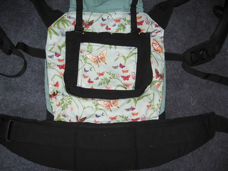 other sewing links: Including pimp out your ergo http://www.thebabywearer