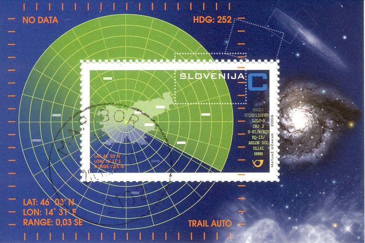 Slovenia South Pole