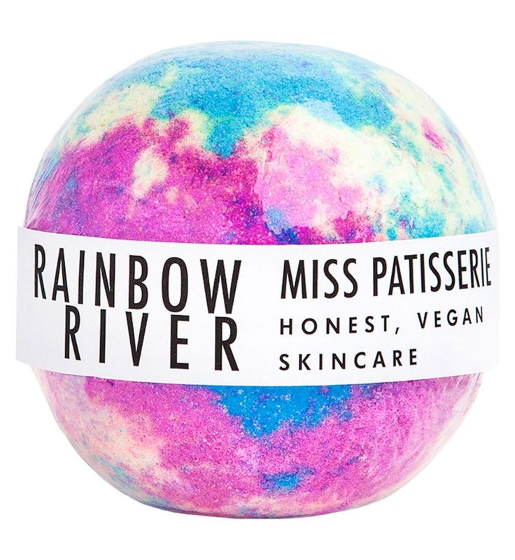 Miss Patisserie Rainbow River Bath Ball