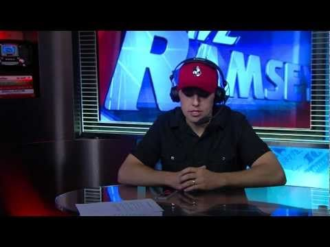 The Dave Ramsey Show Guest Highlight - Shay Carl. Makes his living off youtube videos!