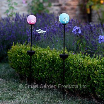 Filigree Ceramic Globe By Smart Garden Products