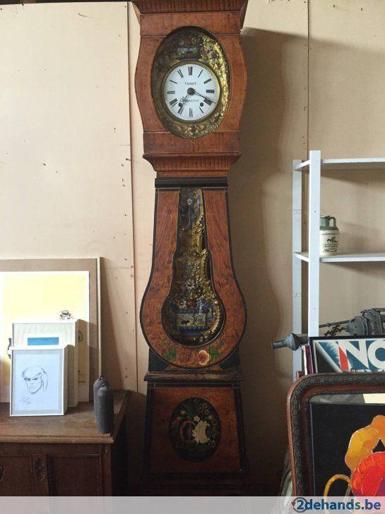 Horloge Comtoise Tr 232 S Ancienne Klok Antieke Klokken En
