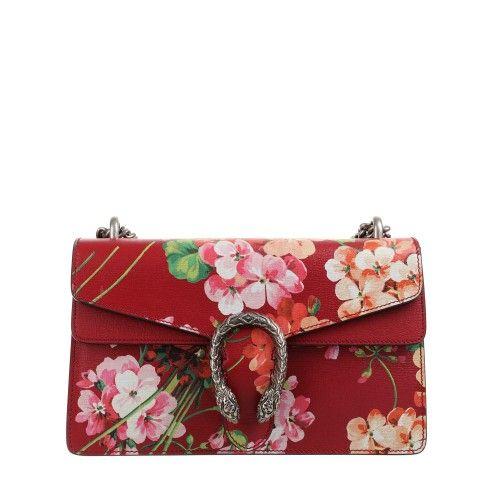 On opte pour le modèle fleuri du Dionysus de Gucci pour l'été ! www.leasyluxe.com #gucci #dionysus #summer #leasyluxe