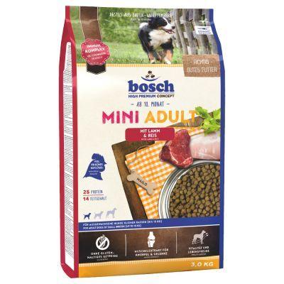 Bosch Mini Adult bárány & rizs