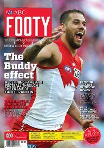 ABC Footy - The Complete Season Guide 2015   Magazine   ABC Shop