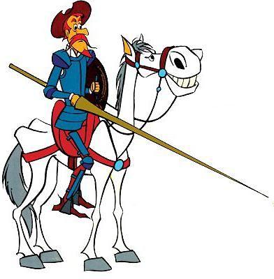 Cervantes y Don Quijote de La Mancha | Vocabulario