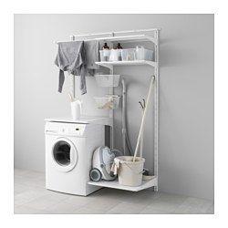 IKEA - ALGOT, Riel susp/baldas/tendedero  http://www.ikea.com/es/es/catalog/products/S09094283/