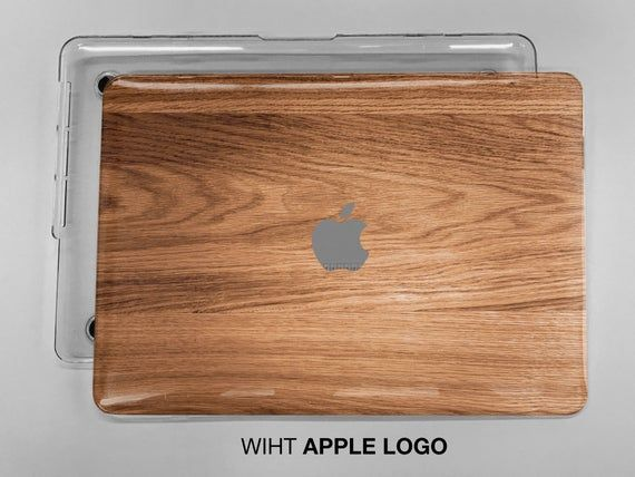brown wood texture print case for macbook clip case protective hard plastic cover macbook pro 13 mac