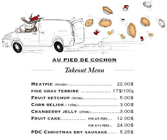 Au Pied de Cochon Restaurant #Montreal
