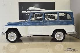 1970 Ford Rural Willys