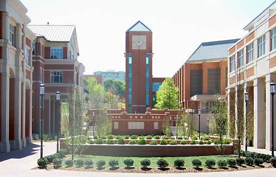 UNCC. This is where I will be spending the next four years of my life. Unreal.