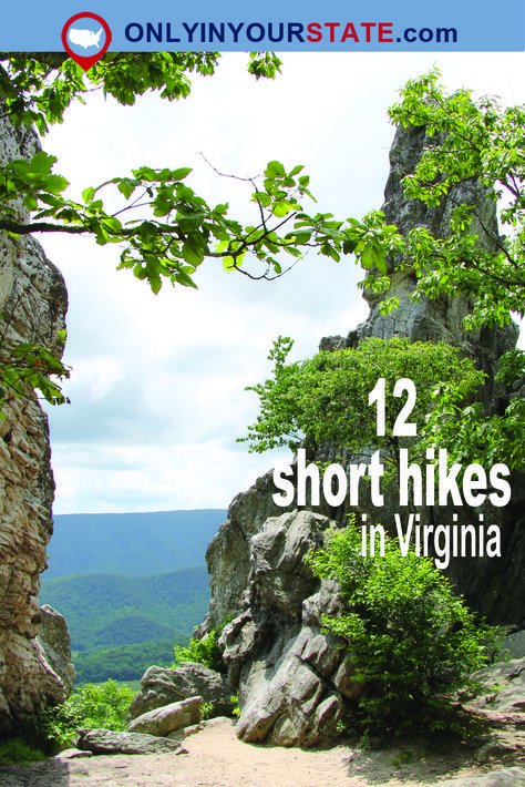 Travel Virginia Attractions Things To Do Sites Activities Explore Hikes Hiking Trails Outdoor
