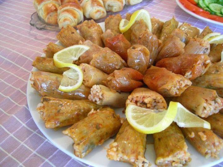 lahana sarması - turkish food - türk yemekleri