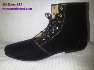 Sepatu Boots Murah