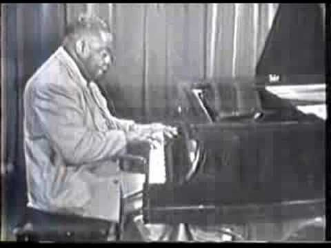 """Pianist extraordinaire Art Tatum performs """"Yesterdays"""".. composed by Jerome David Kern and Otto Harbach. Uploaded by eccentricXXX on Sep 6, 2008."""
