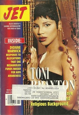 Toni Braxton.....inspired me to cut my hair in 7th grade!