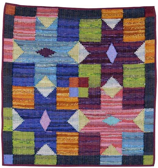 Sara Hotchkiss : Hand Woven Rugs : Display and For Sale - 292 Best Rag Rugs Images On Pinterest Rag Rugs, Loom And Hand