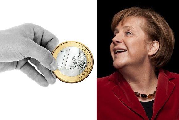 Padamy ze śmiechu! Merkel oświadczyła, że po zakończeniu wojny imigranci mają wracać do domu!