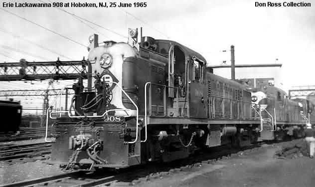 Delaware & Hudson 4123, Class RS-15