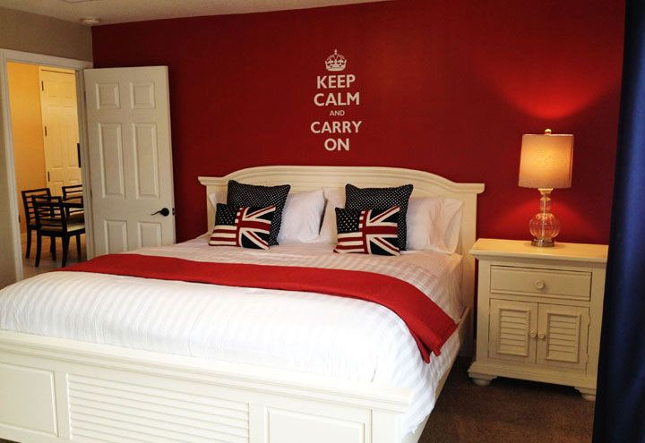english themed rooms | Projects Complete House Design - Florida, USA