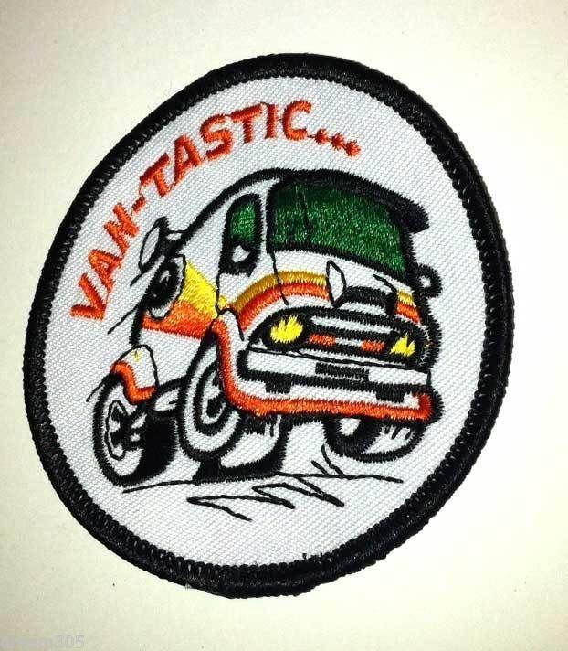 Great 70s Van