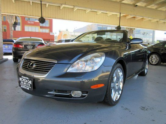 Convertible, 2006 Lexus SC 430 Convertible with 2 Door in Sherman Oaks, CA (91403)