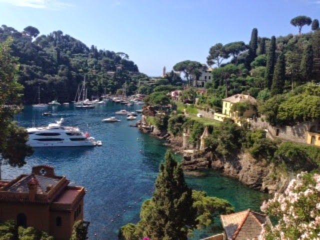 HIKE, BIKE, SLOW FOOD ITALY: Hiking in Portofino National Park: Santa Margherit...