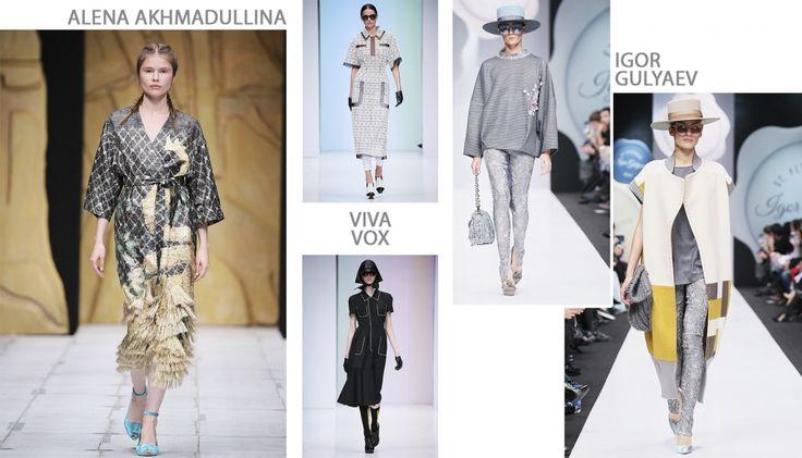 Новый cезон Mercedes-Benz Fashion Week Russia