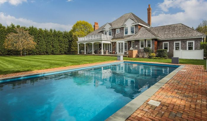 GMA Anchor George Stephanopoulos and Comedian Wife Ali Wentworth List Hamptons Home for $7M