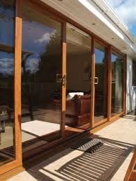 Sliding Wood Patio Doors