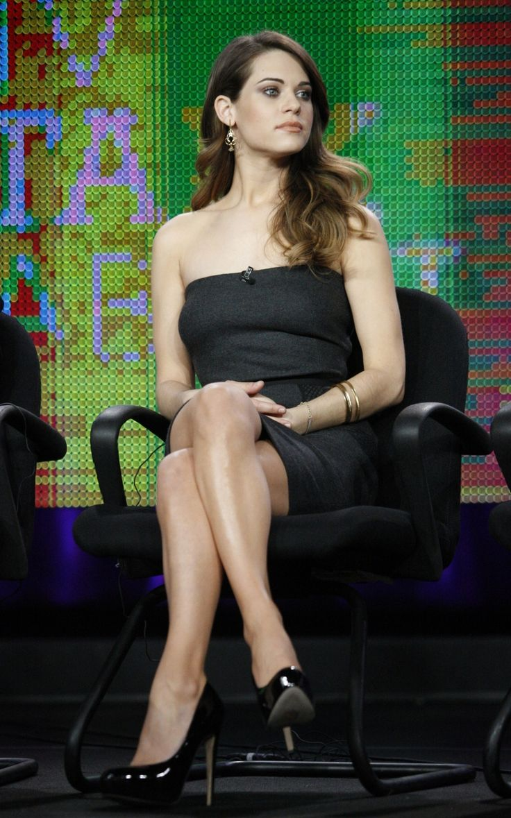 Lyndsy Fonseca Leg Show 2 Strapless Dress Formal