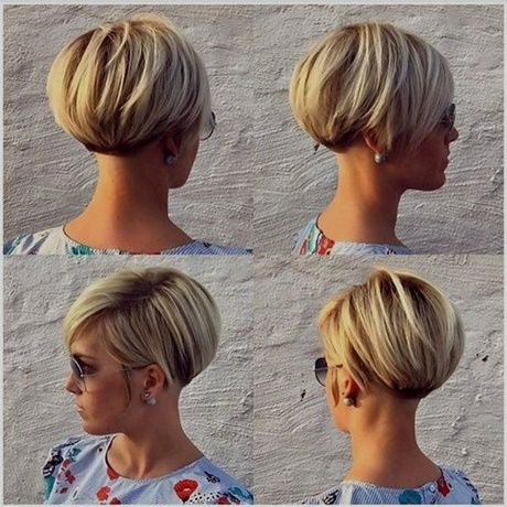 Hairstyle trends short-haired 2018