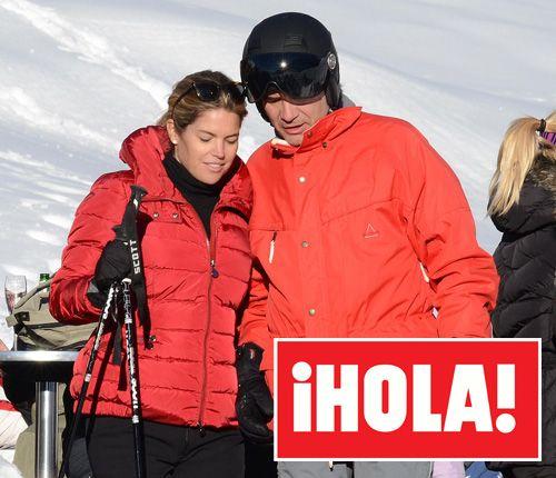 Exclusiva en ¡HOLA!: Cristina Valls-Taberner espera su primer hijo