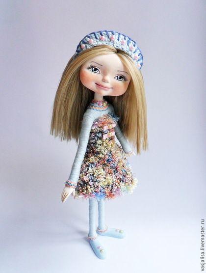 Art doll / Человечки ручной работы. Ярмарка Мастеров - ручная работа. Купить Cувенирная кукла Cлавяна. Handmade. Кукла ручной работы