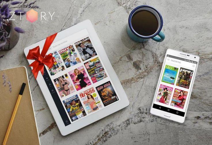 ¿Aún no conoces nuestras tarjetas #regalo? ¡Compra una y regala o regálate 3, 6 o 12 meses de #lectura sin límites en #Ztory! ¡A leer se ha dicho! https://www.ztory.com/es/give-ztory