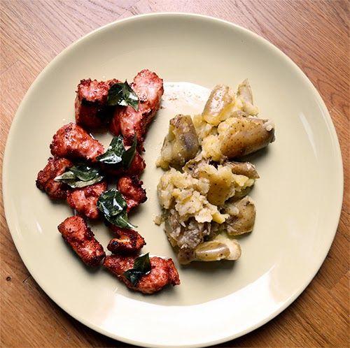 Indian Wednesdays: Chicken 65