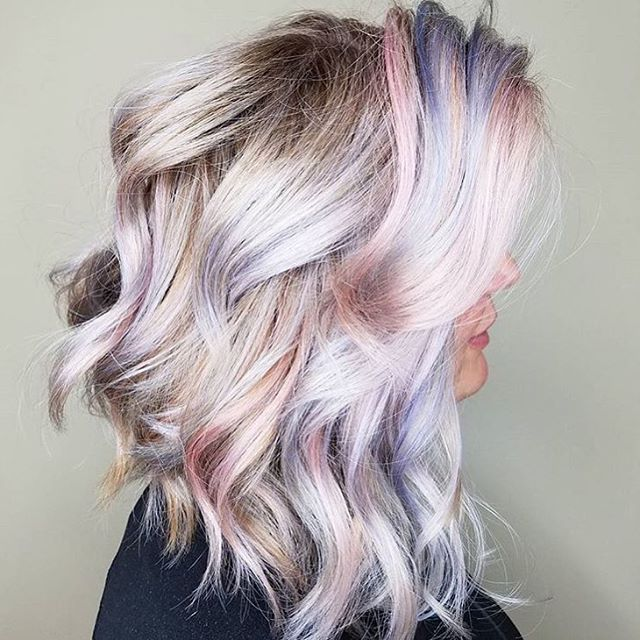 25 best ideas about pastel highlights on pinterest neon