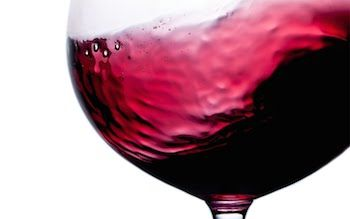 Although an apparently simple thing; swirling a glass of wine isn't as easy as it looks.