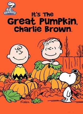 It's the Great Pumpkin, Charlie Brown (1966) my favourite Halloween movie.