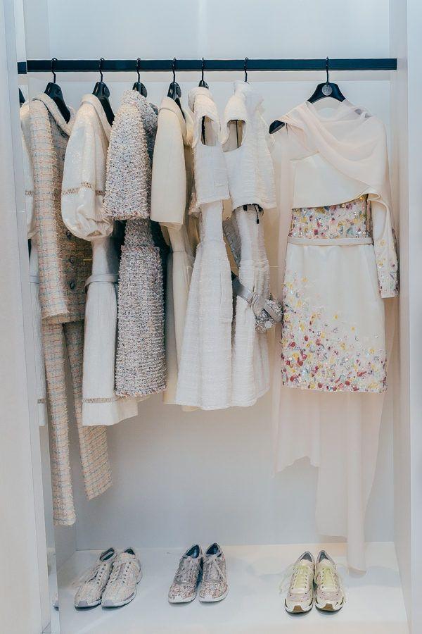 { Chanel Showroom - Haute Couture 2014 }
