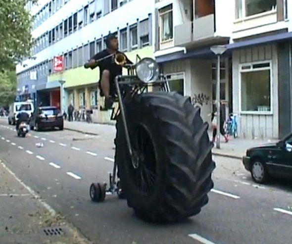 crazy things on your car | Top 10 Craziest Bike - Crazy Magazine
