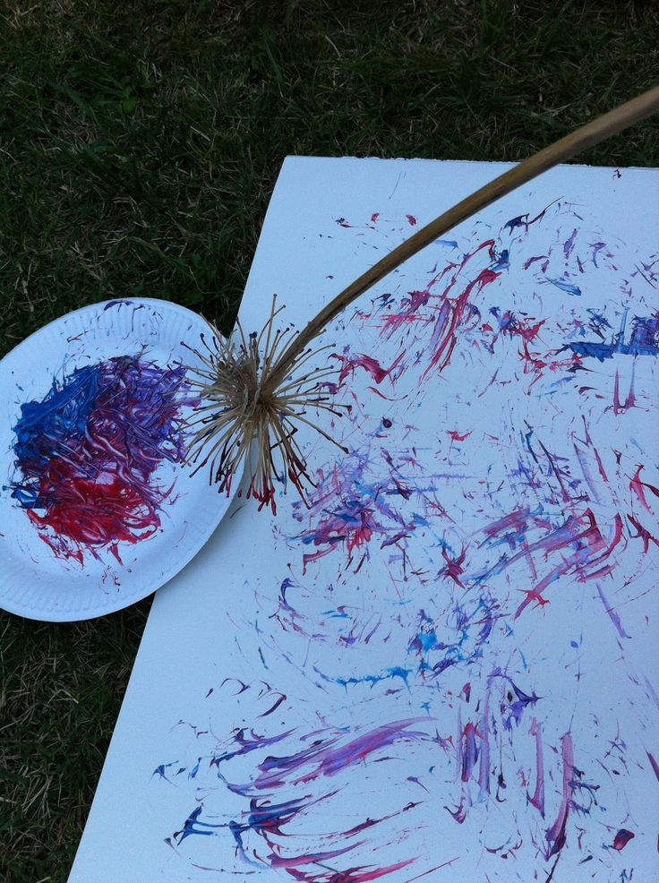 Laughing Kids Learn: Painting with Nature